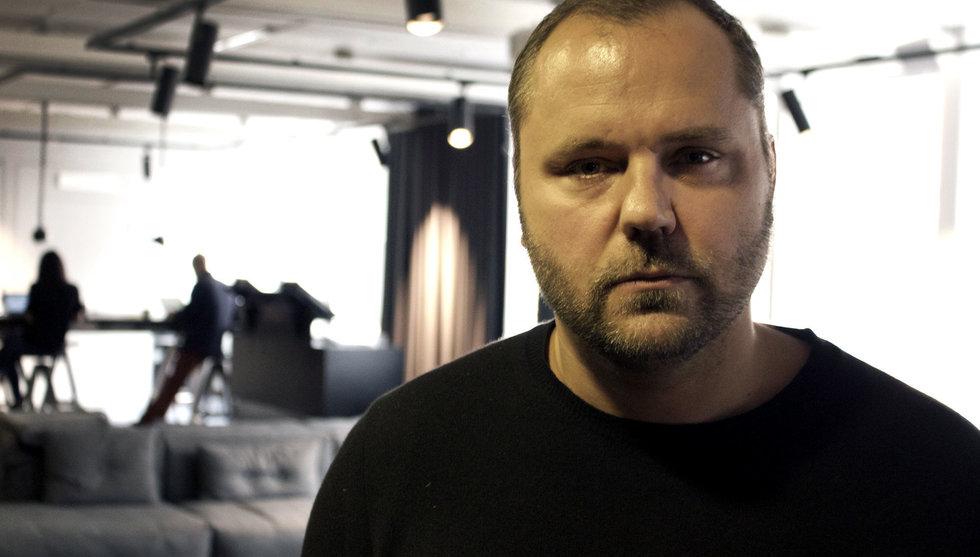 Breakit - Ola Sars ska ta över världen med sitt Soundtrack Your Brand