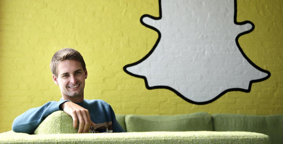 Narrative förhandlande med Snapchat om att bli uppköpt