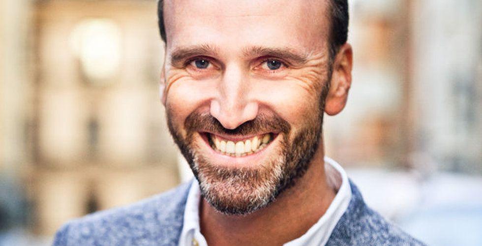 Jörgen Gullbrandson tar över som vd på Readly