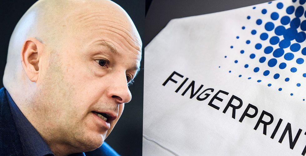 Fingerprints sensorer i nya Huawei-telefoner