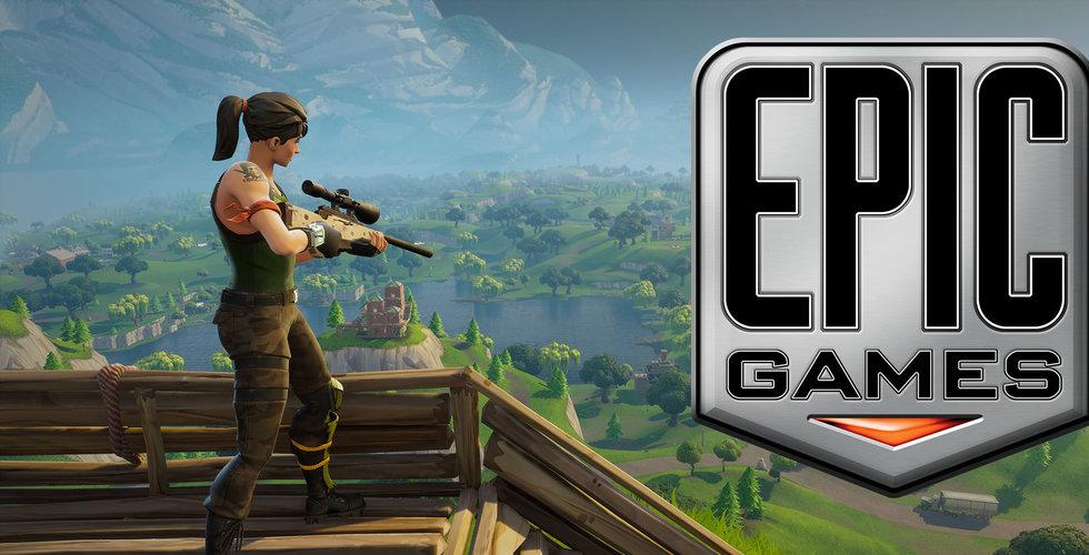 Fortnite-skaparen Epic Games ska fylla kassan med nya miljarder