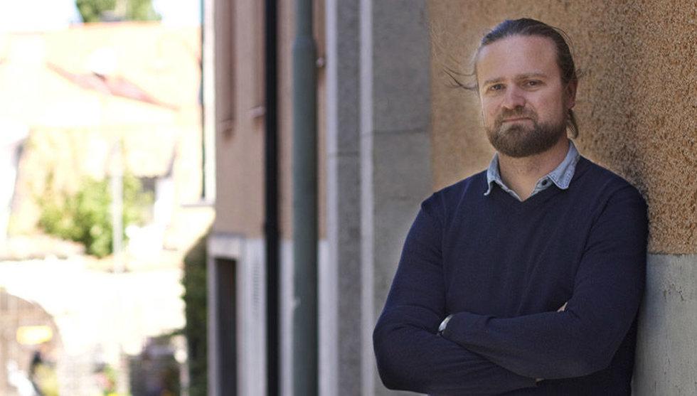 Björn Milton redo att ta sin hotellapp Roombler ut i världen