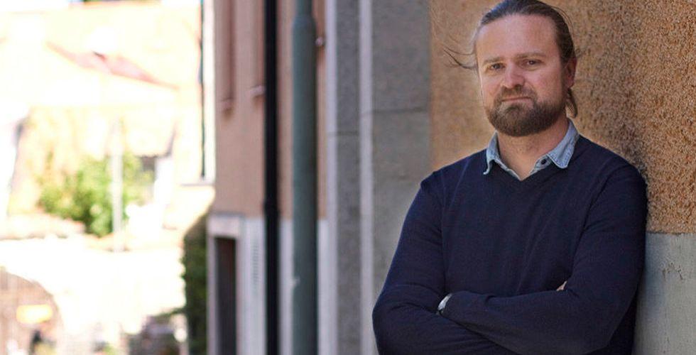 Breakit - Björn Milton redo att ta sin hotellapp Roombler ut i världen
