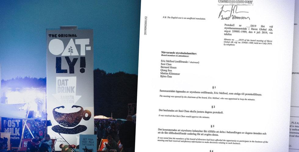 Dokumenten om succébolaget läckte – läs de hetaste delarna