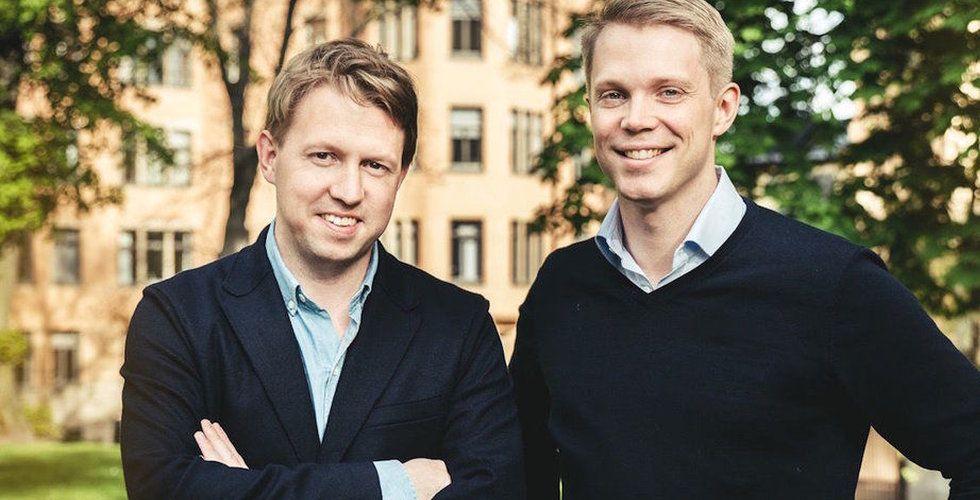 Ekonomi-appen Tink tar in 129 miljoner kronor från storbanker