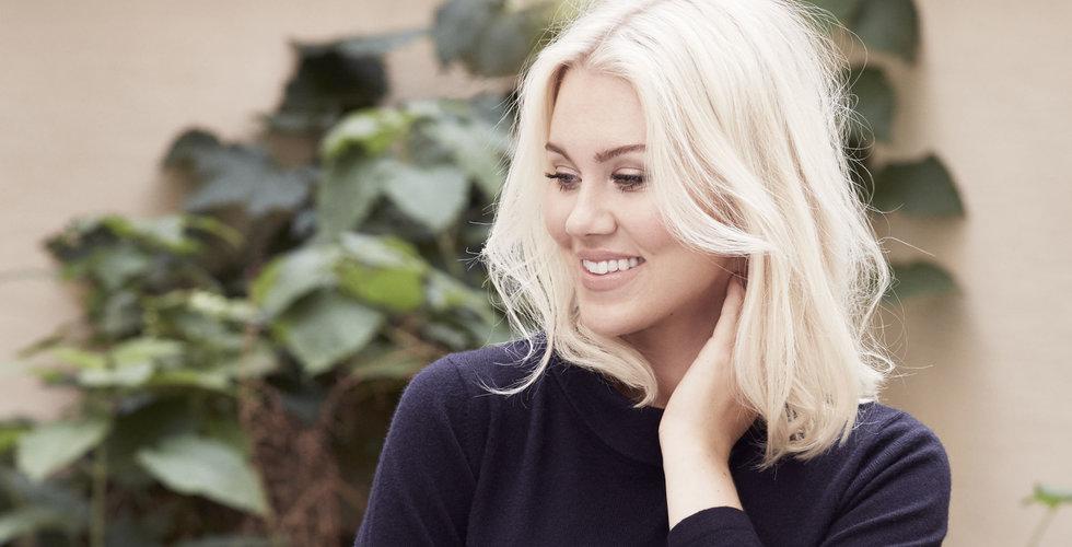 Isabella Löwengrip drar igång startupfabriken Nordic Tech House i Stockholm