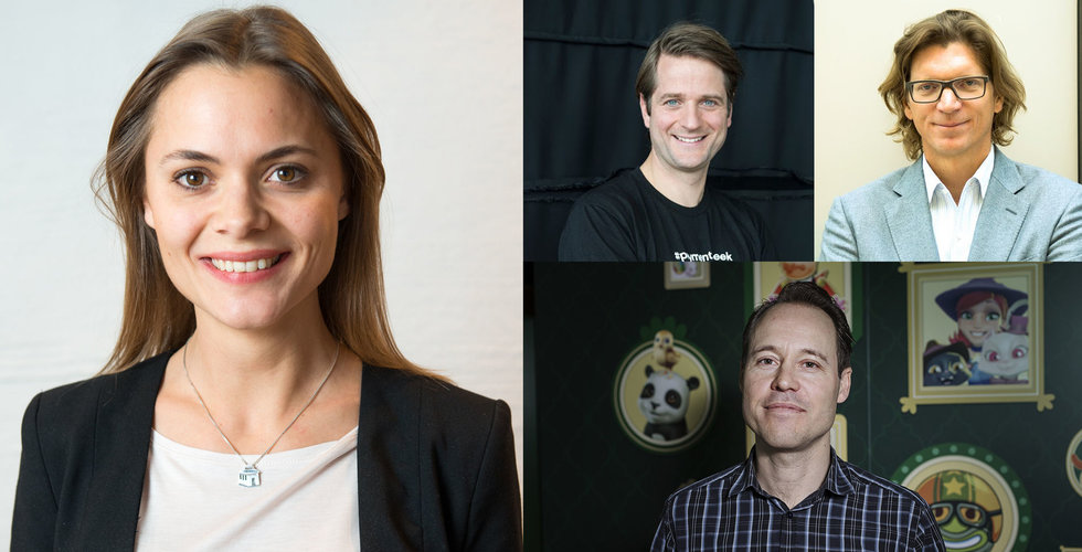 Breakit - Svenska techstjärnornas hemliga investering – i hennes foto-app Prion