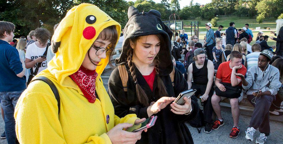Breakit - Så mycket pengar drog Pokémon Go in på en månad