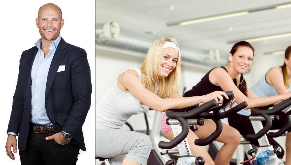 Breakit - Viscus tar in kapital för att vända upp och ned på träningsindustrin