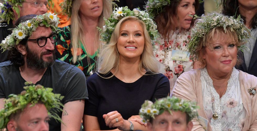 """Isabella Löwengrip årets sommarvärd: """"Kommer få reda på vem jag är"""""""