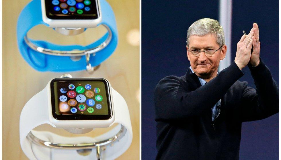 Apple Watch spås bli Apples mest lönsamma produkt hittills