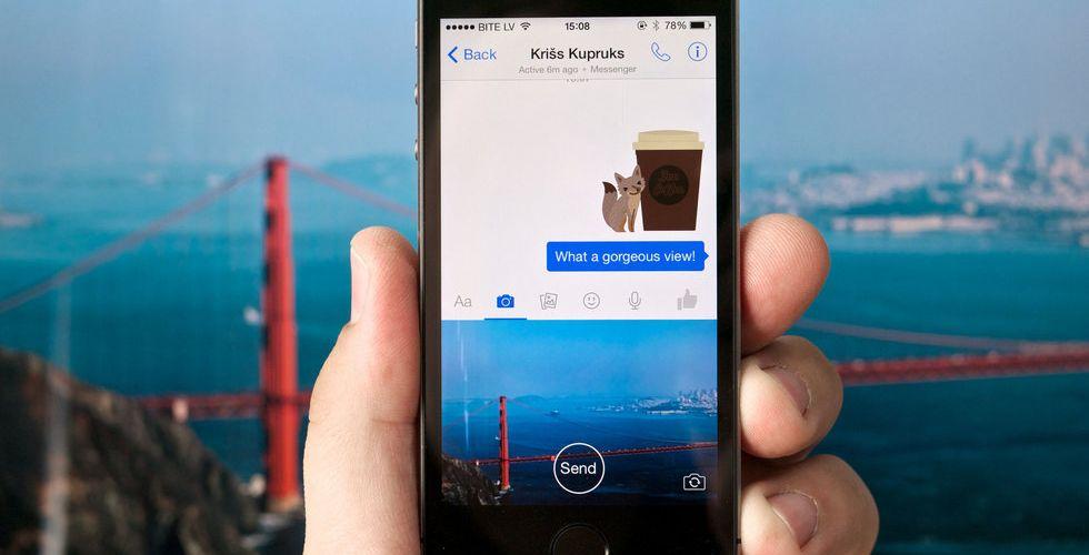 Uppgifter: Snart kommer spel till Facebook Messenger