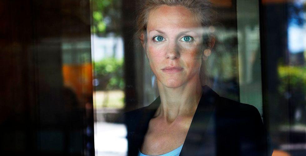 Breakit - Finansstjärnan Felländer utsedd till blockkedjans drottning