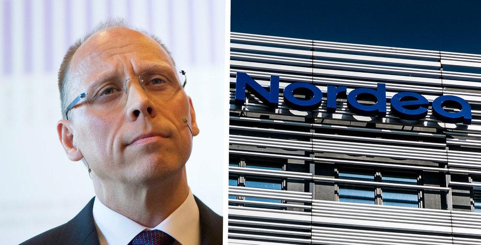 Nordea utser förre Handelsbankenchefen Frank Vang-Jensen till ny vd