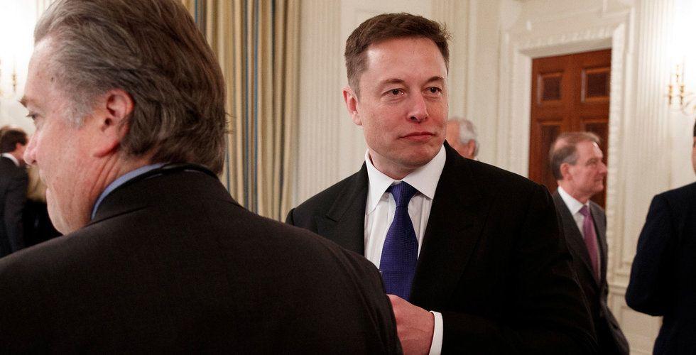 Leverantörer oroar sig för Teslas betalningsförmåga
