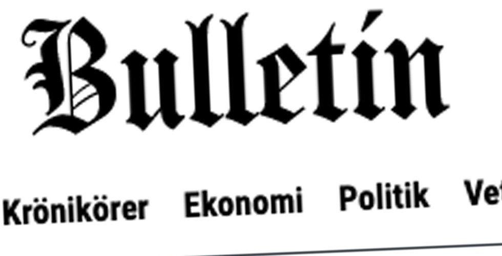 Annika Borg lämnar Bulletin