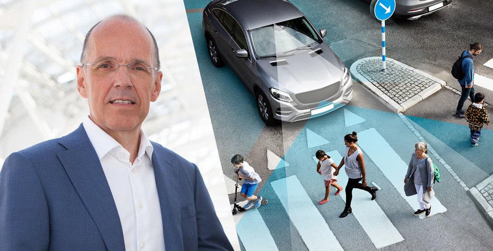 Jan Carlson storsäljer i Autoliv – köper aktier i Veoneer