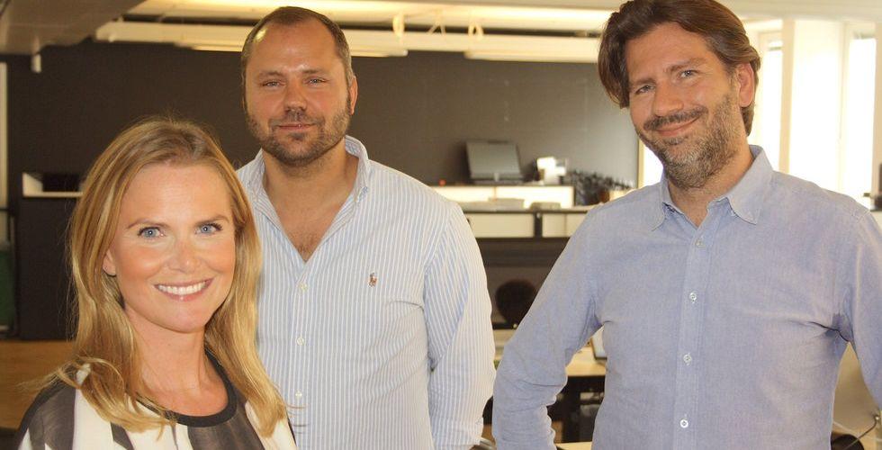 Breakit - Soundtrack your brand snor rekryterar Hannah Meiton från Izettle och Björn Idren från Klarna
