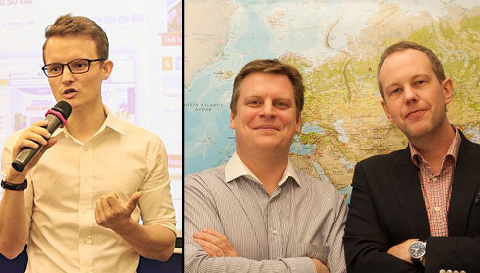 Breakit - Svenske entreprenörskungen i Vietnam backar ny Malmö-startup