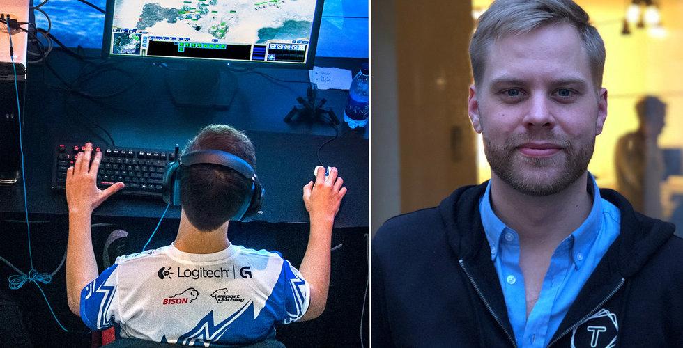 "Hälsoappen Twiik tar sig an e-sportarna – ""Finns en enorm potential"""