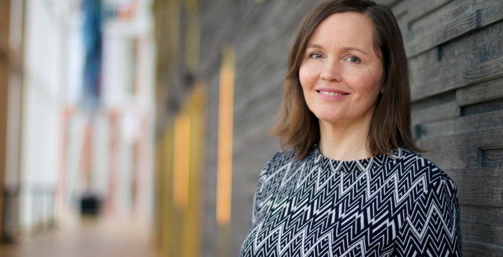 Breakit - Fredrika Gullfot plockar in ny ekonomichef till sitt Simris Alg
