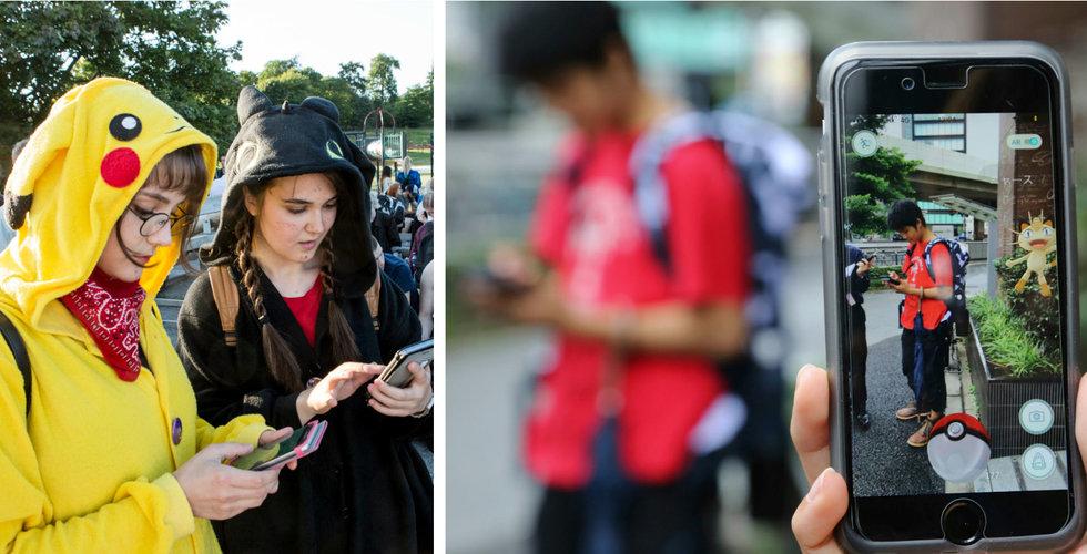 Breakit - För ett år sedan spelade alla Pokémon Go – vad hände sen?