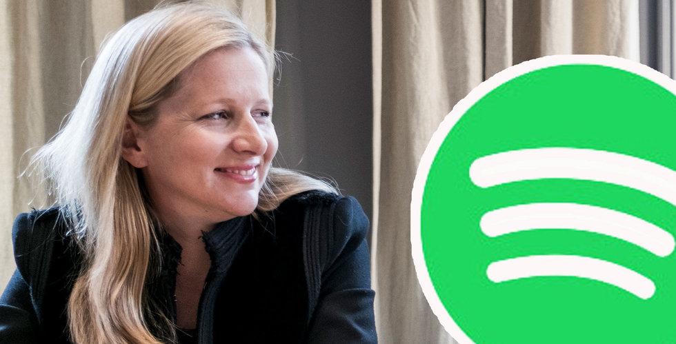 Så mycket tjänar Spotifys styrelseledamöter