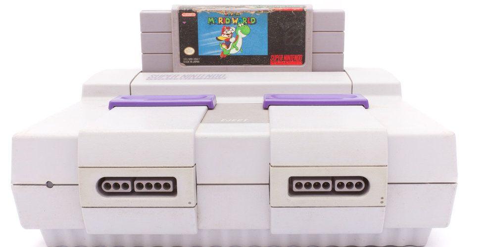 Nintendo sålde slut på SNES Classic redan första dagen