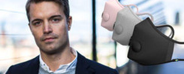 Svenska ansiktsmasker slår försäljningsrekord i Kina efter utbrottet av coronavirus