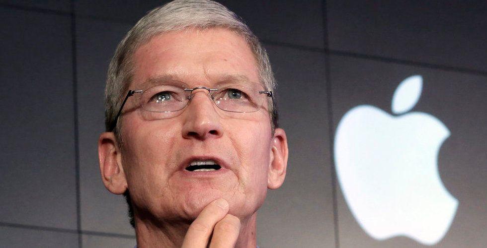 Apple beställer tv-serie från Hunger Games-regissören