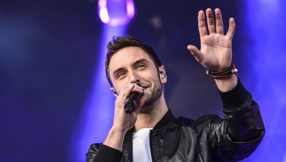 Hallå där, Johnny Warström, startup-vd:n som jublar åt att Eurovision hamnar i Stockholm