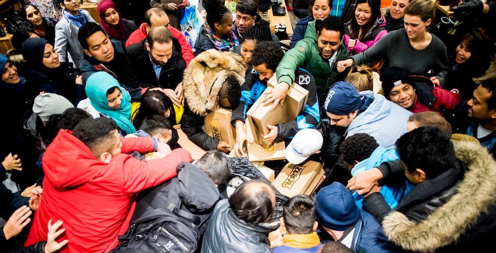 Breakit - Experten: Black Friday lyfter handeln med 30 procent