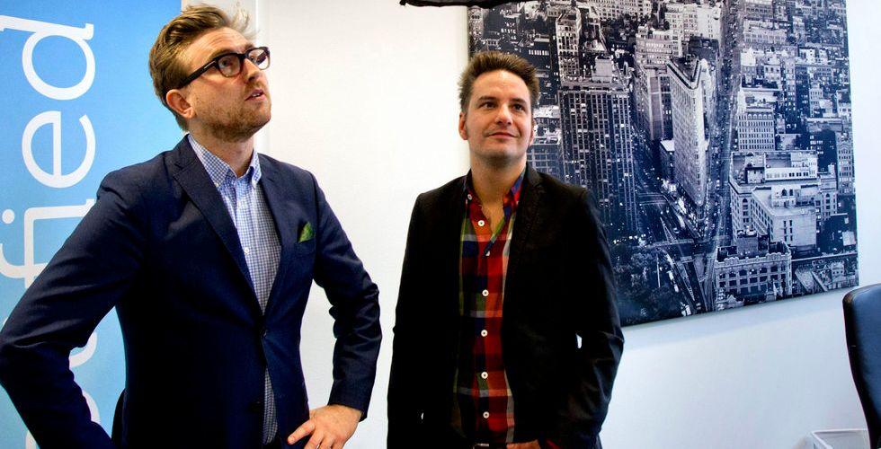 Notified vill expandera globalt - med startkapital från CSN