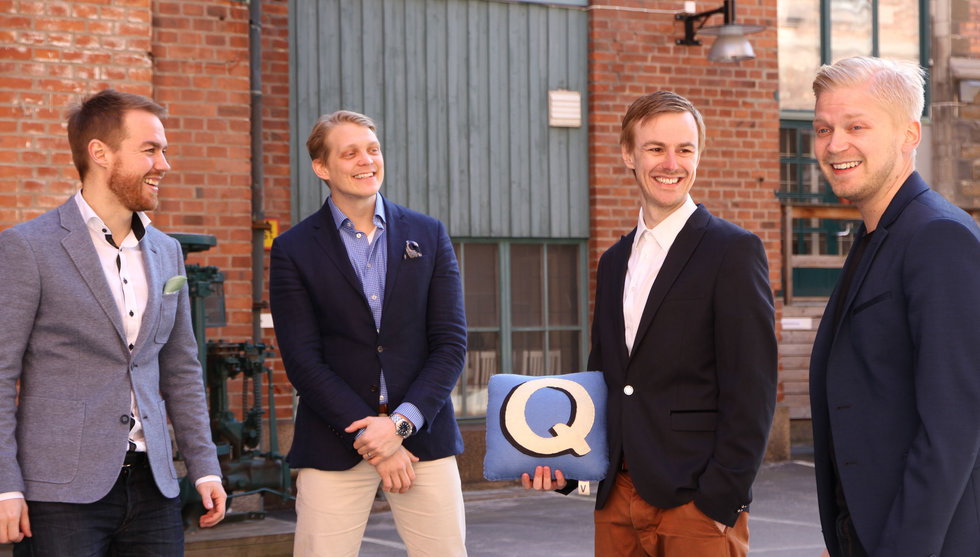 Rekord för Quizkampen-bolaget - omsatte 126 miljoner kronor 2015