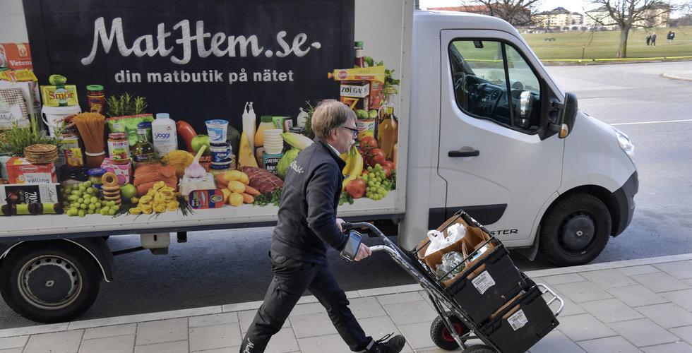 Mathem och Bergendahls Food förlänger samarbetet