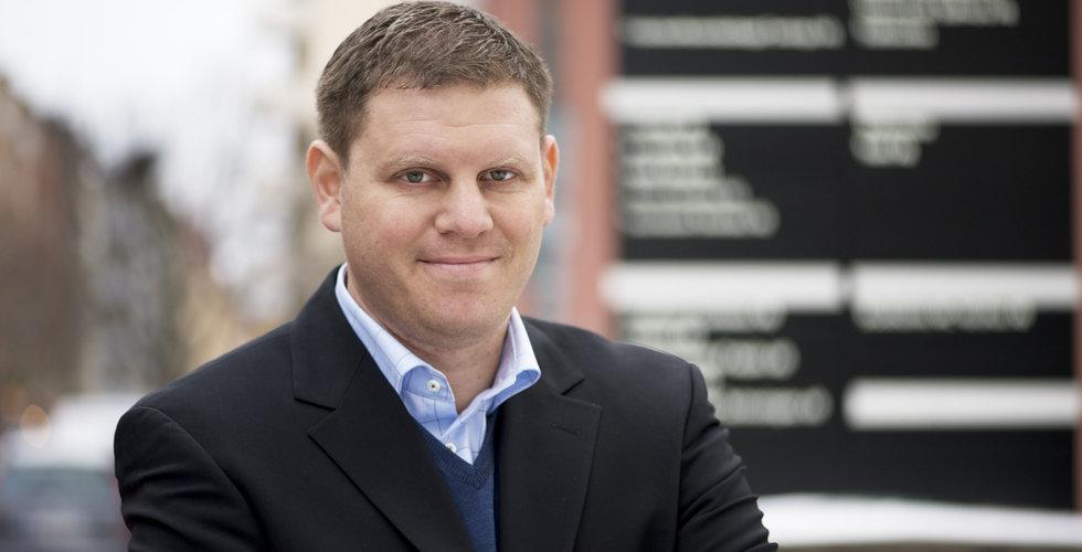 Paul Fischbein blir ordförande för Barnebys