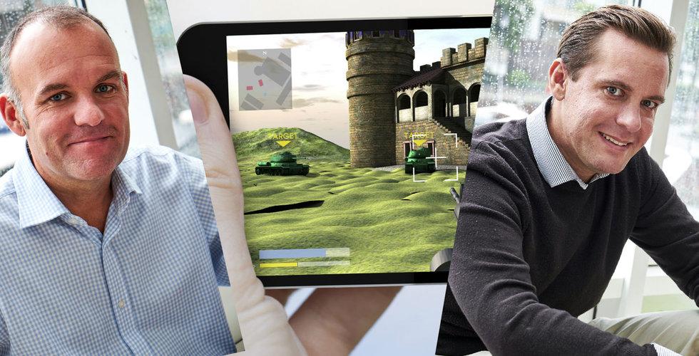 Flexion ska få mobilspel att flyga – landar avtal med Samsung