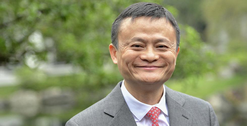 Alibabas grundare: Bitcoin är en bubbla