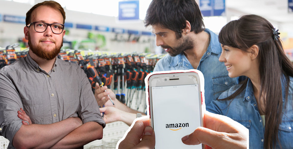 Amazon är här – här är de som borde vara räddast