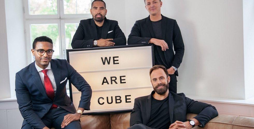 Sociala nätverket Cube köper Society icon för hemlig summa