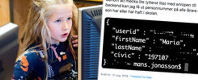 Kodaren slog larm – nu akutstoppas Skolplattformen i Stockholm