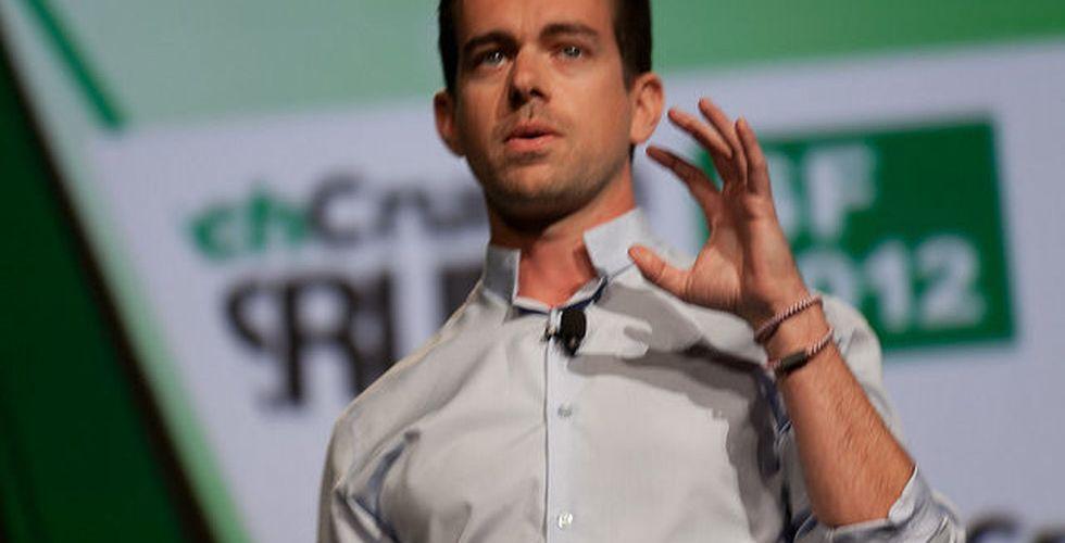 Jobbar dubbelt - Jack Dorsey blir chef för både Twitter och Square