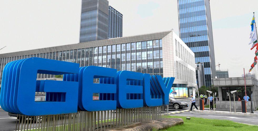 Breakit - Geely uppges vilja köpa upp till 5 procent av Daimler