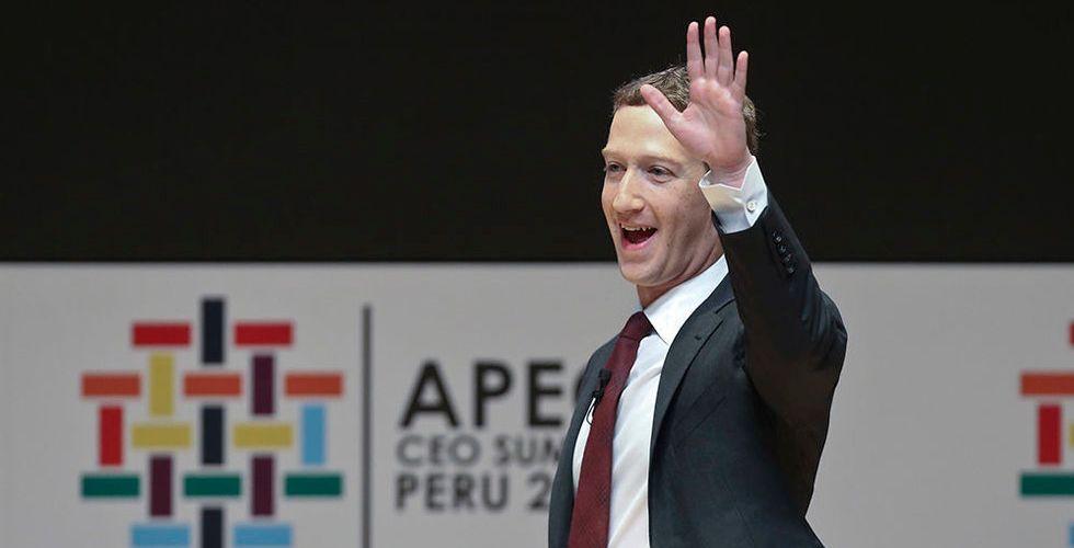 Här är Facebooks nya plan för att ta sig in på kinesiska marknaden
