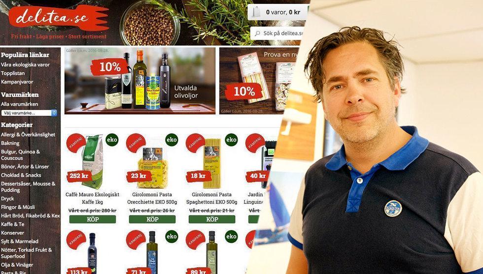 Apotea-grundarnas nya satsning – ger sig in i matkriget på nätet