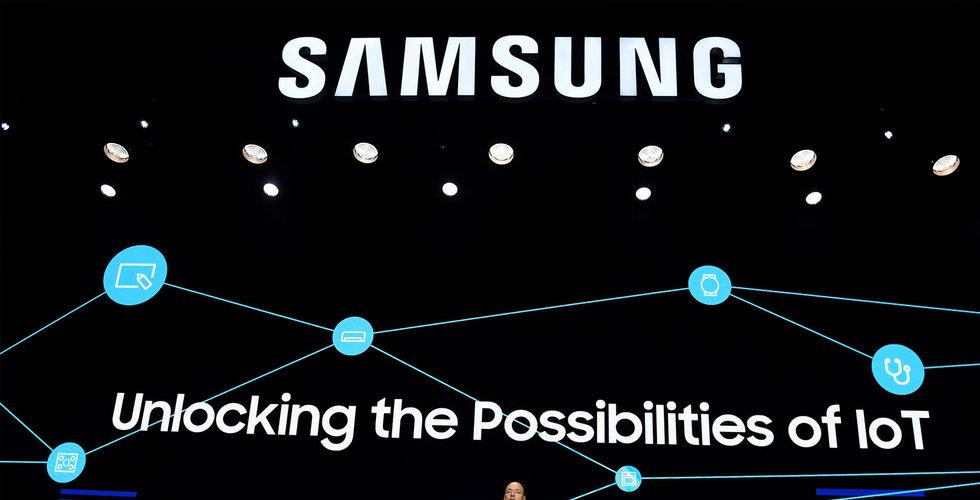 Nytt rekordresultat för Samsung men analytikerna besvikna