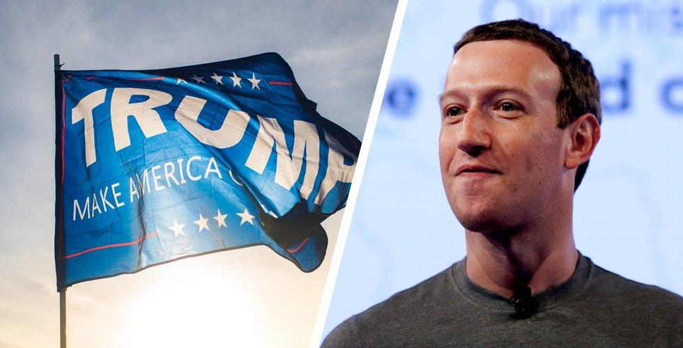 Breakit - Amerikanska politiker kräver utredning om Facebooks datahantering