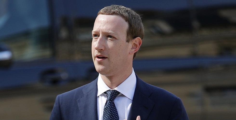 Mark Zuckerbergs förmögenhet överstiger nu 100 miljarder dollar