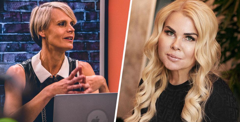 Starka reaktioner på Breakits granskning och börsaktuella Pernilla Nyrensten i studion