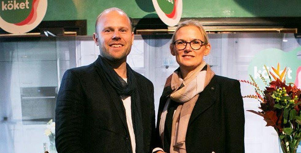 Breakit - TV4 börjar kränga matboxar - ska leverera guldkant i vardagen